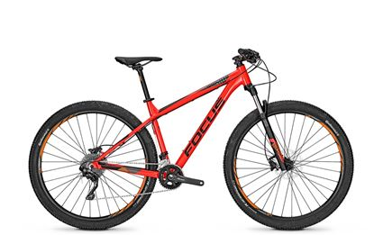 "Picture of MTB 27"" WHISTLER hot chili red  54XL"