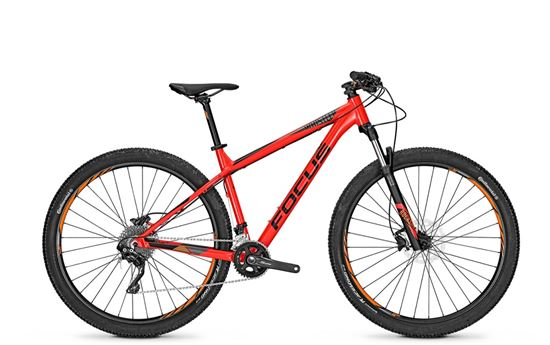 "Picture of MTB 27"" WHISTLER hot chili red   40s"